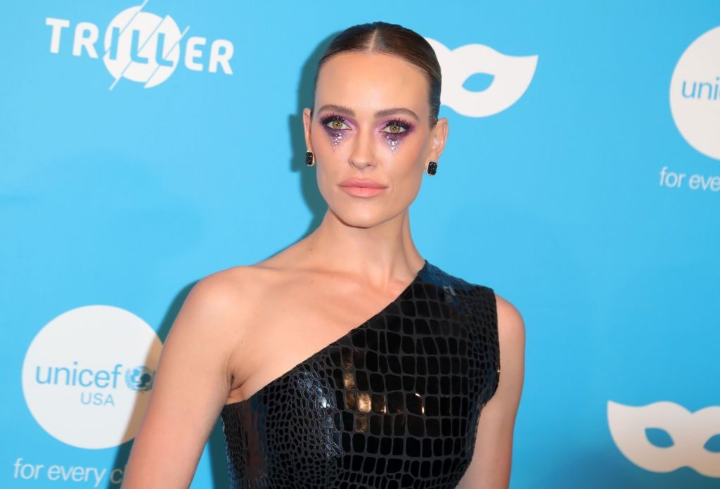 """DWTS"" Peta Murgatroyd attends the UNICEF Masquerade Ball"