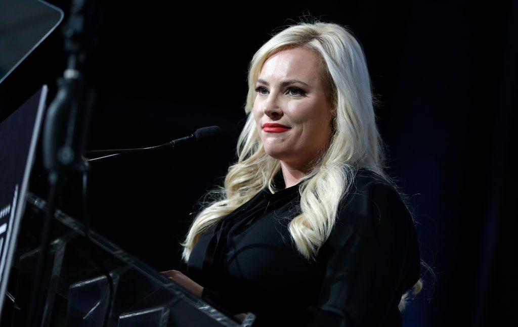"""The View's"" Meghan McCain"