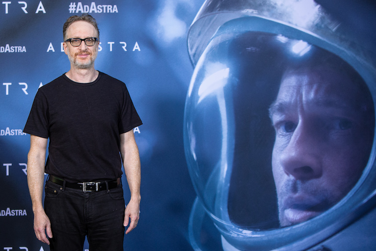 James Gray at the Ad Astra premiere