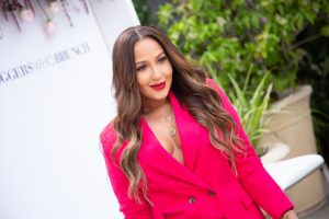 Is Adrienne Bailon the Flamingo on 'the Masked Singer'?