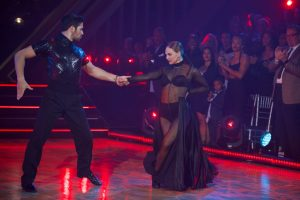 'DWTS': Hannah Brown Says She And Partner Alan Bersten Really Need To Work On Communication