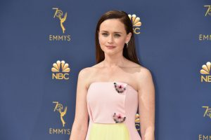 Why Was Alexis Bledel Named This Year's 'Most Dangerous Celebrity'?