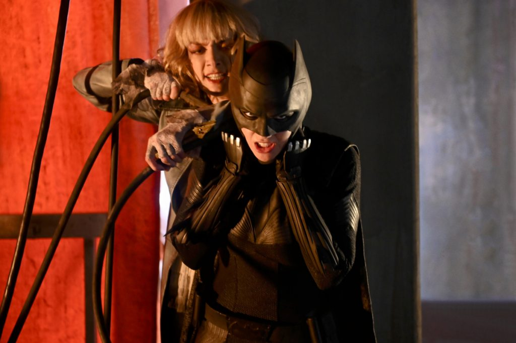 Alice and Batwoman