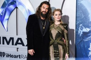 How Amber Heard Used 'Aquaman' Co-Star Jason Momoa to Call Out Nudity Double Standard
