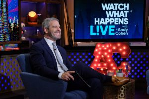 What Was Andy Cohen's 'Fun Surprise' At the End of Watch What Happens Live?