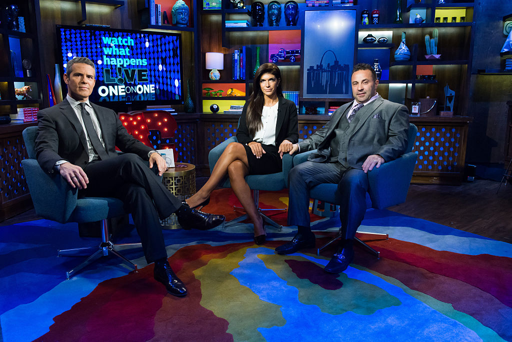 Real Housewives' Teresa & Joe Giudice Reveal Future of Marriage