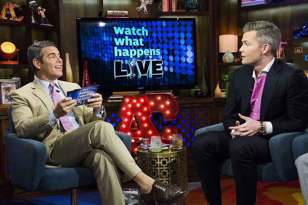 Andy Cohen, Ryan Serhant