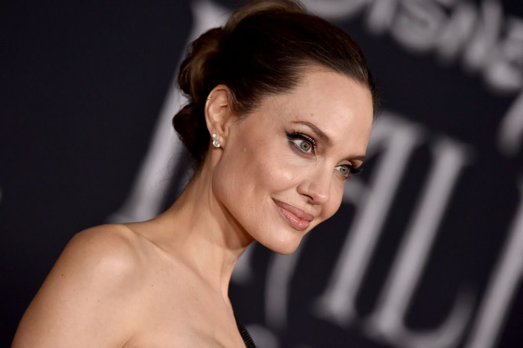 "Angelina Jolie of ""Maleficent: Mistress of Evil"""