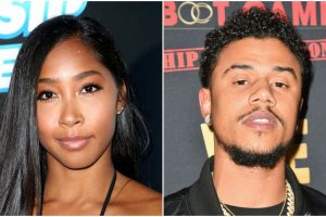 'Love & Hip Hop': Is Omarion's Ex, Apryl Jones, Really Pregnant with Lil Fizz's Baby?