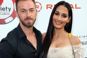 Nikki Bella Says This Is What Took Artem Chigvintsev Out of the 'Friend Zone'