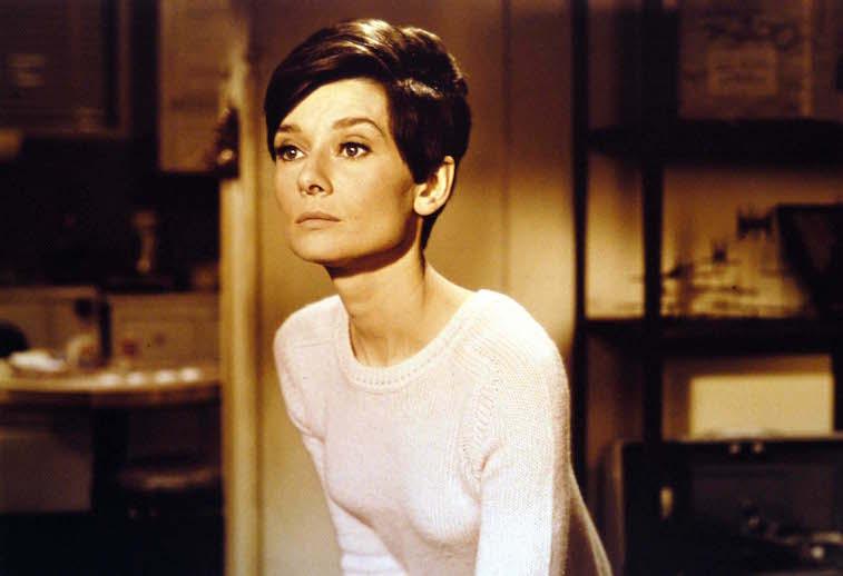 Audrey Hepburn in 'Wait Until Dark'
