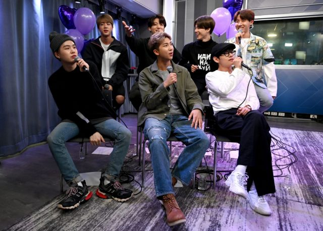BTS Reveals What It Was Like to Live Together in a Cramped Dorm