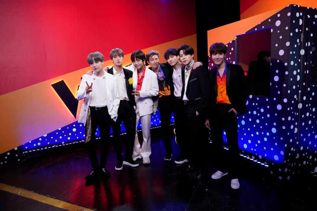 BTS collaboration
