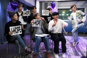 BTS's Interview With Radio Disney Shows Them at Their Most Chaotic