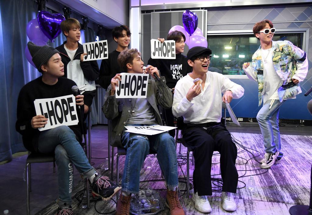 BTS interview