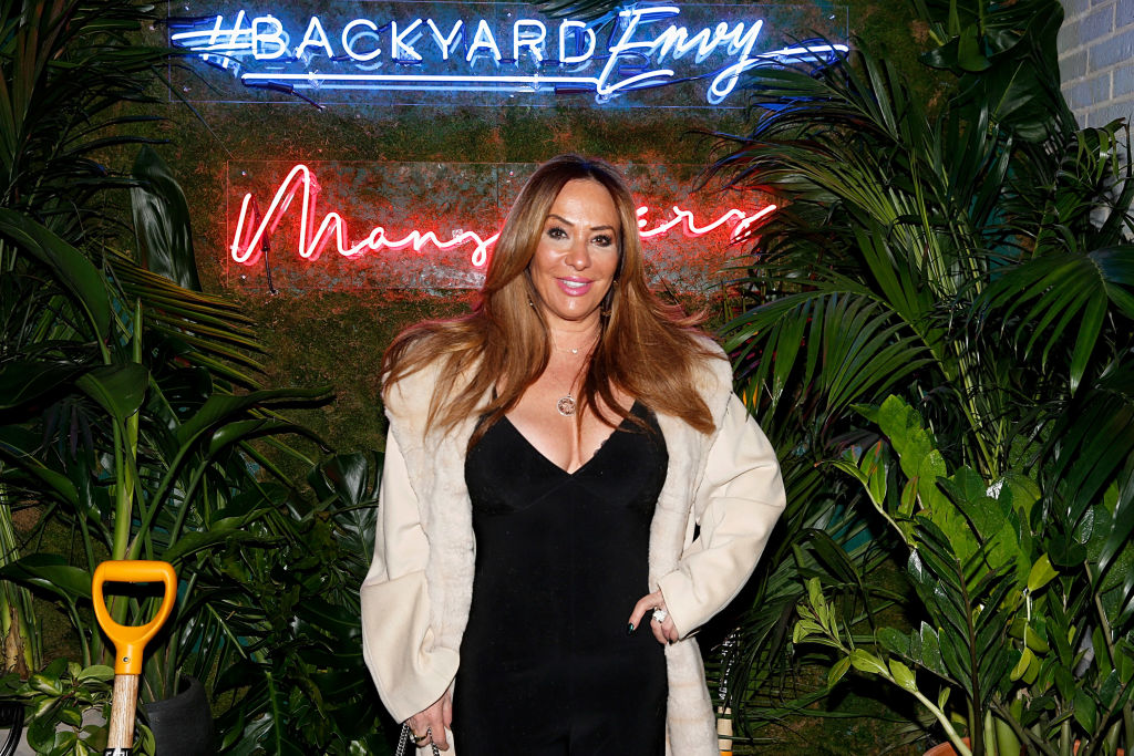 Barbara Kavovit attends the 'Backyard Envy' premiere