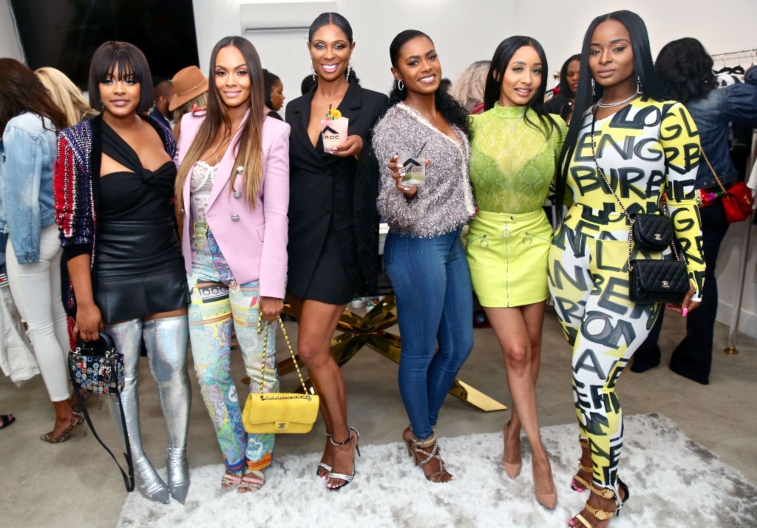 Basketball Wives cast members