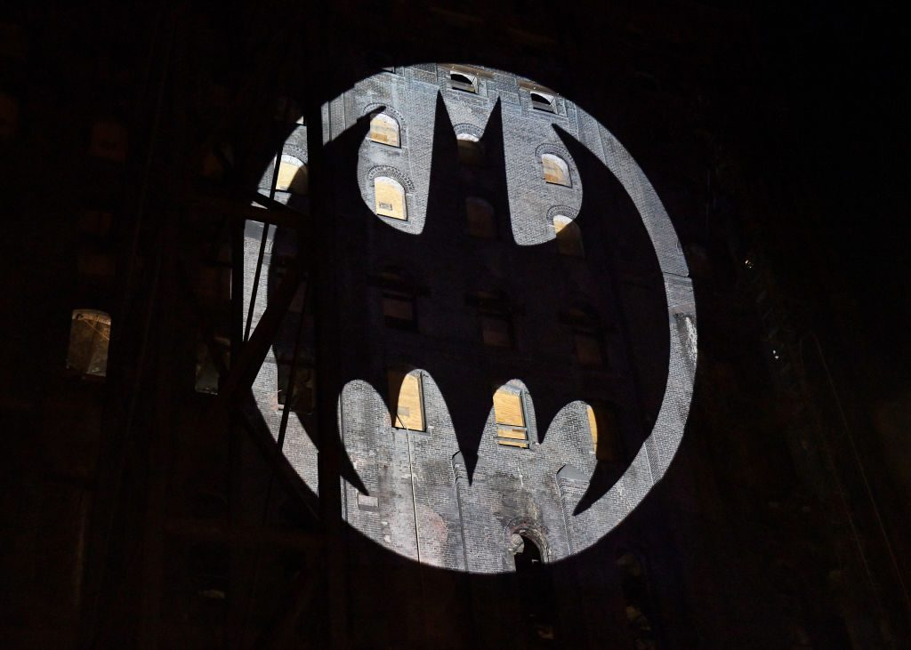 DC and Warner Bros. Celebrate Batman's 80th Anniversary in New York City on September 21, 2019 in New York City.