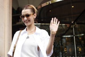 Plastic Surgery Is Definitely a 'Nope' For Bella Hadid