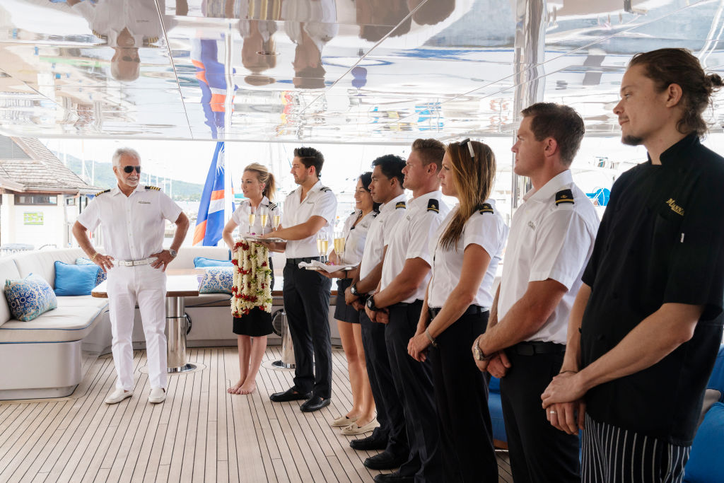 Kate Chastain from 'Below Deck' Reveals What Is Considered to Be a 'Depressing' Tip