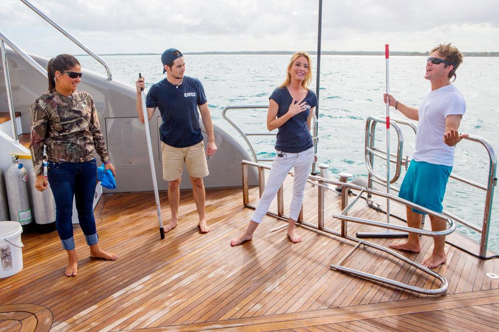 Below Deck Season 4 New Cast: Captain Lee, Kate, Kelley