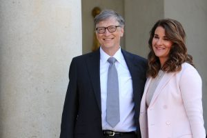 How Did Bill Gates and His Wife Meet?