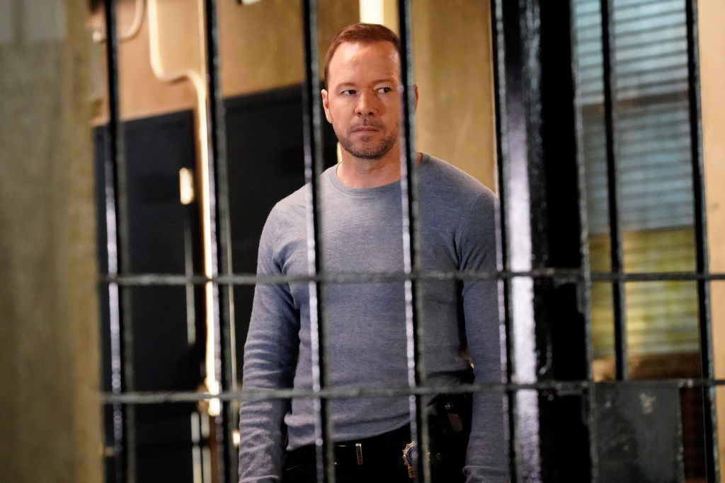 Donnie Wahlberg as Det. Danny Reagan on 'Blue Bloods'
