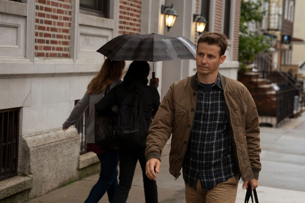 Will Estes as Jamie Reagan on 'Blue Bloods'