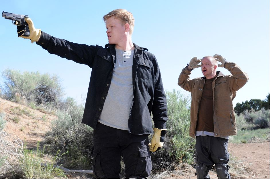 Jesse Plemons on Breaking Bad