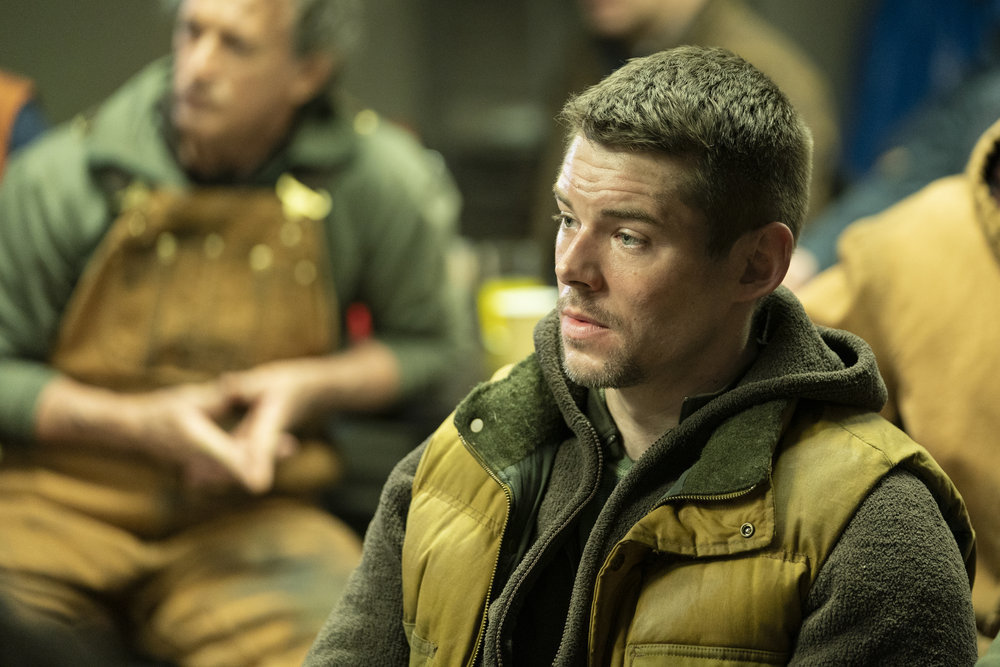 Brian J. Smith in Treadstone