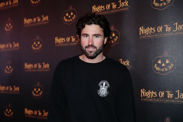 Brody Jenner in Oct. 2019