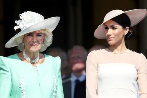Is Camilla Parker Bowles the Best Person to Help Meghan Markle Now?