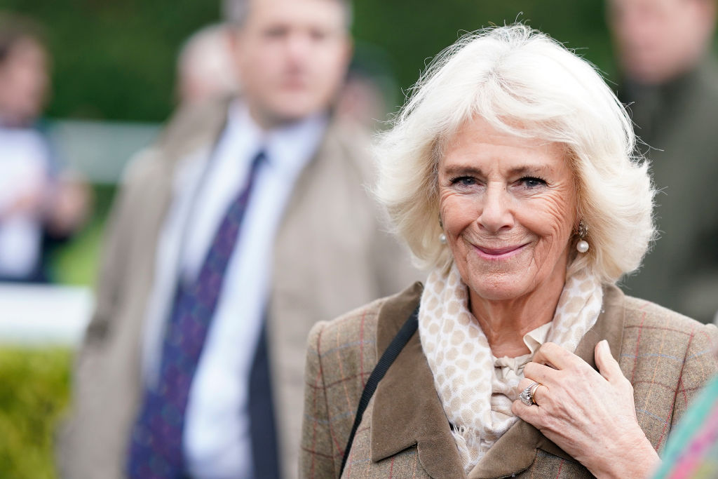 Camilla Parker Bowles didn't get a warm welcome into the royal family