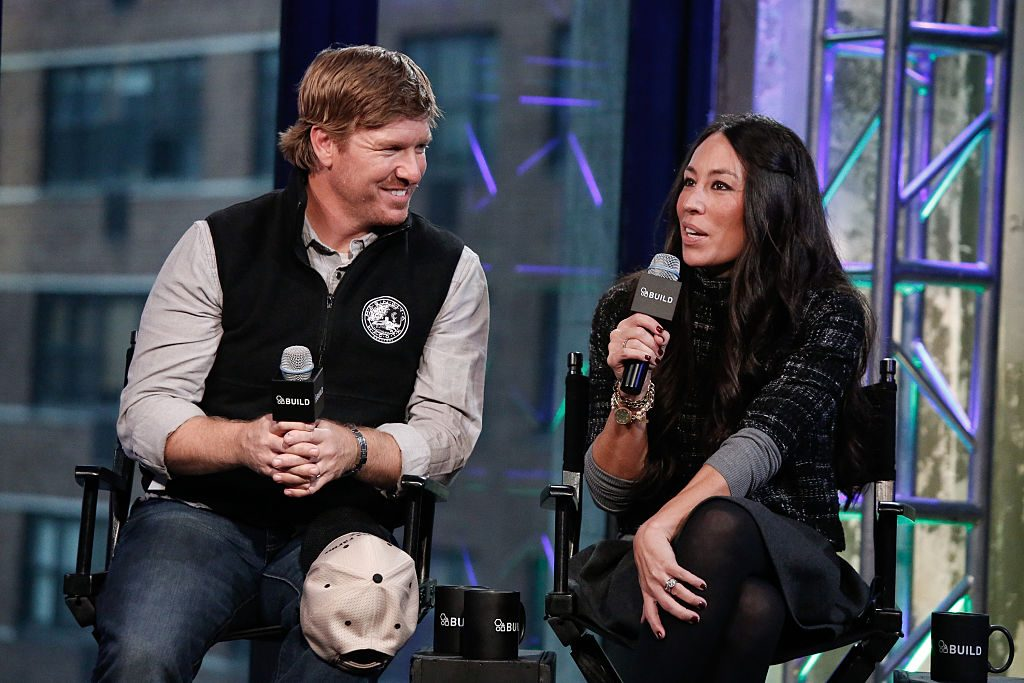 Chip and Joanna Gaines   Rob Kim/Getty Images