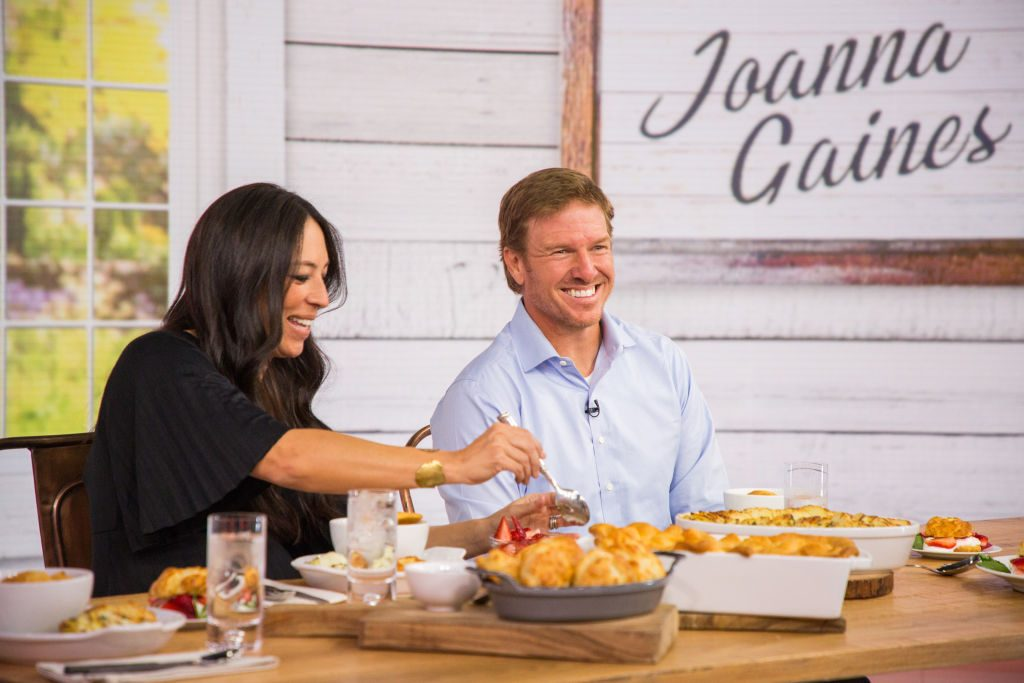 Chip and Joanna Gaines on the Today Show | Nathan Congleton/NBCU Photo Bank/NBCUniversal via Getty Images via Getty Images