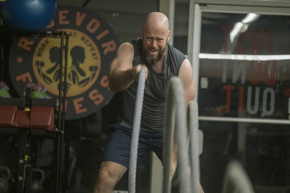 Chris Sullivan as Toby on 'This Is Us'