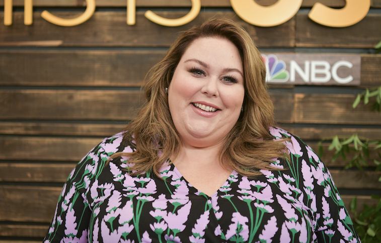 Chrissy Metz at a This Is Us press event