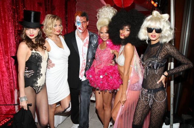 From Beyoncé to Chrissy Teigen and John Legend, Here Are Some of Our Favorite Halloween Costumes By Celebrities