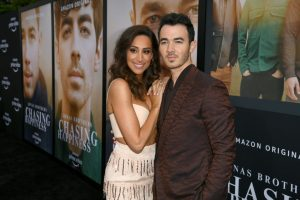 Kevin Jonas Made This Romantic Gesture to Wife Danielle … In Ink