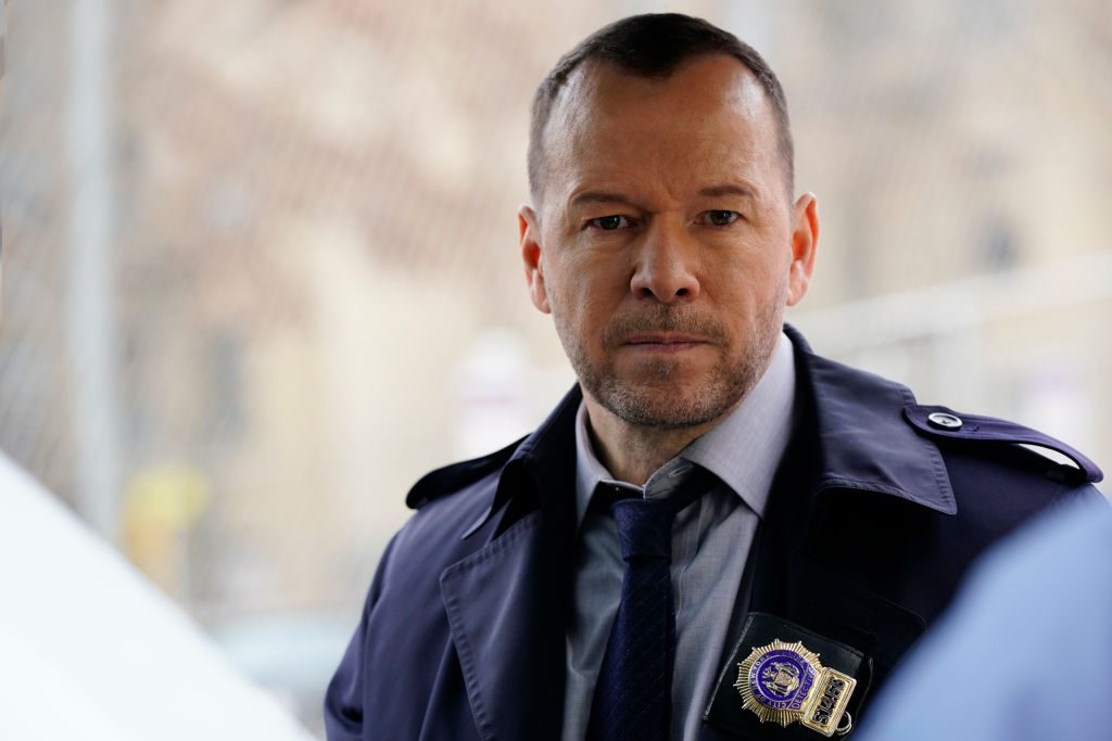 Donnie Wahlberg Blue Bloods | John Paul Filo/CBS via Getty Images