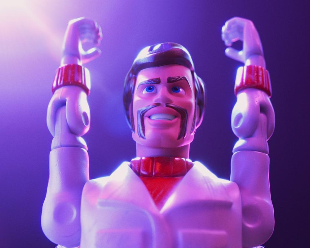 Keanu Reeves as Duke Kaboom