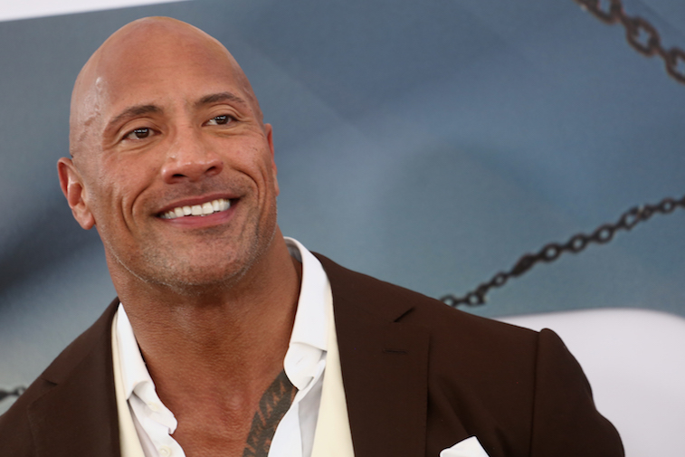 You Won T Believe What Dwayne The Rock Johnson Generously