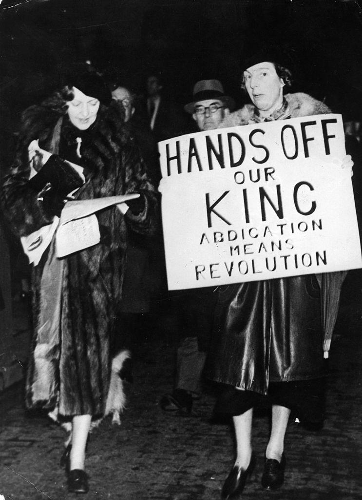 Edward VIII abdication