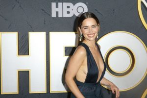 Is Emilia Clarke Primed to Become America's Next Big Movie Star?
