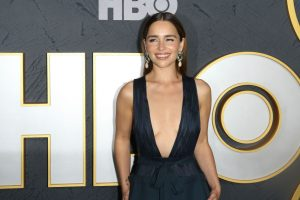 'Game of Thrones': Emilia Clarke Finally Reveals Who Left the Coffee Cup in That Shot