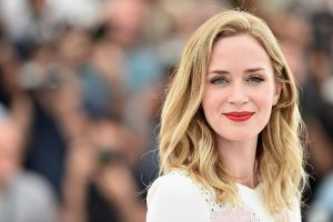 Acting Helped Emily Blunt Overcome a Speech Impediment
