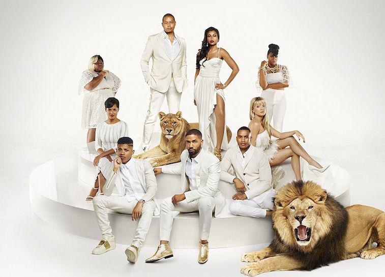 The 'Empire' Cast