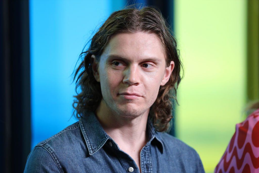 Evan Peters at IMDb At Toronto 2019 Presented By Intuit QuickBooks, Day 1
