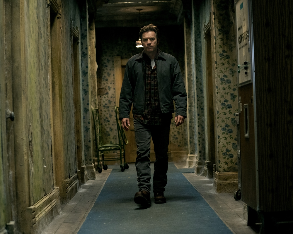The Shining sequel Doctor Sleep: Ewan McGregor