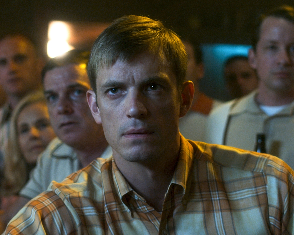 Joel Kinnaman in For All Mankind
